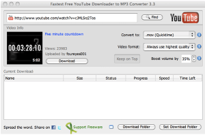 fastest YouTube Downloader for PC