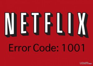 Netflix error on chrome