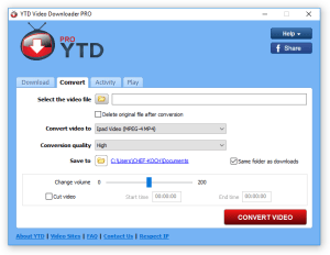 YouTube Video Downloader for PC