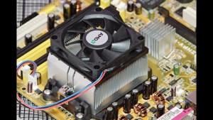 CPU Processor Fan Not Responding