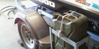 Build jerry can holder
