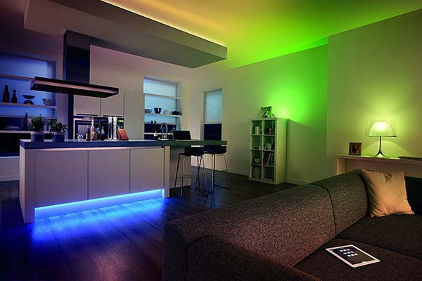 Color Changing Rope Lights