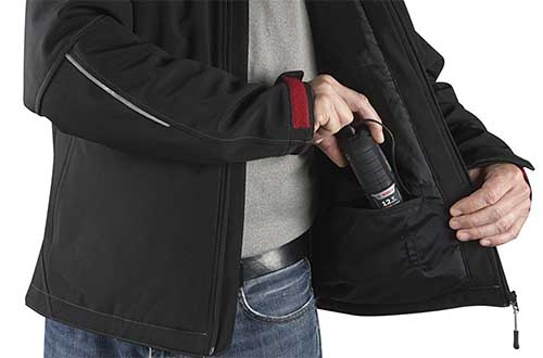 bosch womens heated jacket psj120 p