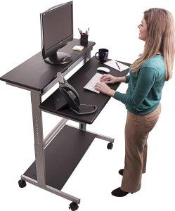 mobile-ergonomic-stand-up-computer-workstation