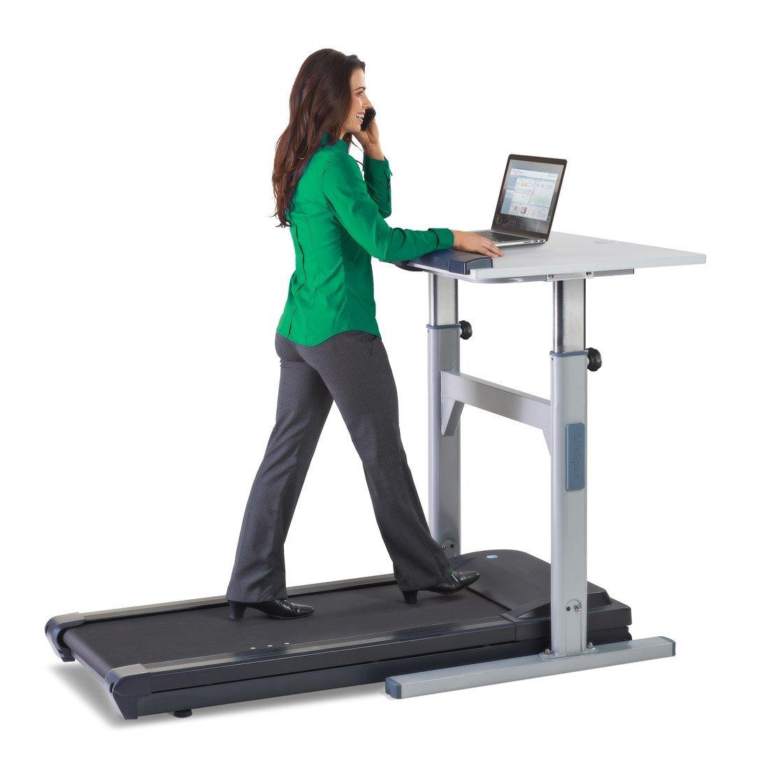 Treadmill Desk Articles NotSittingcom