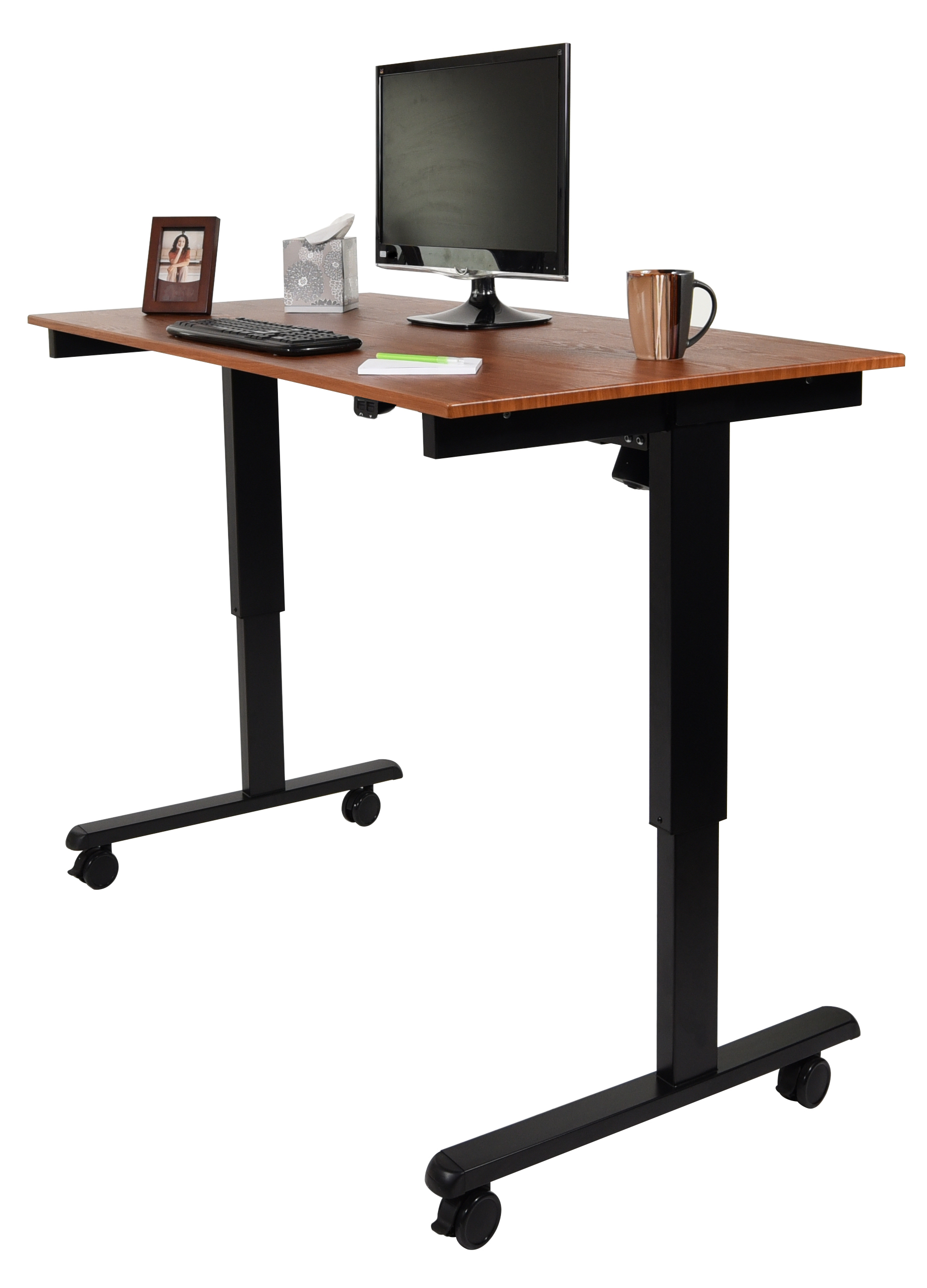 Luxor 60 Electric Standing Desk Notsitting Com