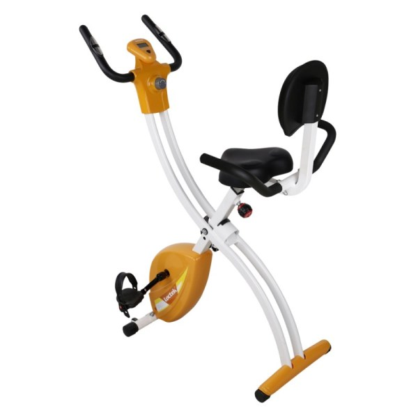 Loctek FX1M Fitness Magnetic Laptop Bike - Side Profile