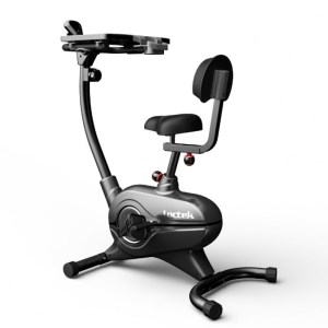 Loctek UF4M Fitness Magnetic Laptop Bike with Tabletop Design for Office