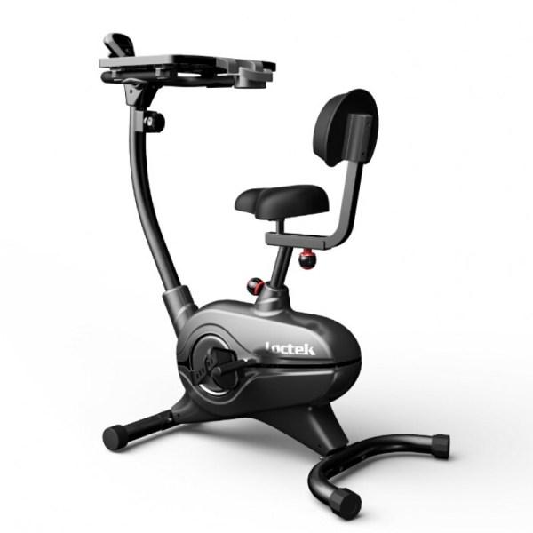 Loctek UF4M Fitness Magnetic Laptop Bike with Tabletop Design for Office