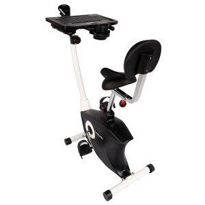 Loctek UF6M Fitness Magnetic Laptop Bike with Tabletop Design
