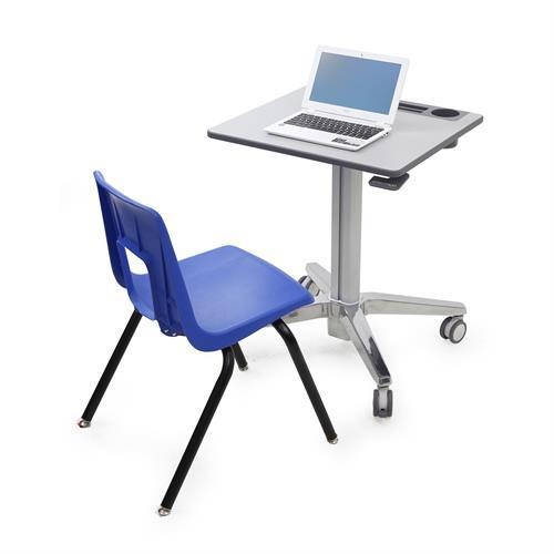 LearnFit® Sit-Stand Desk 4