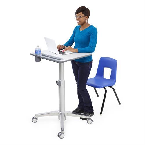 LearnFit® Sit-Stand Desk 6