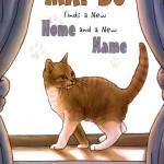 Mr. Bo Finds a New Home and a New Name! Giveaway!