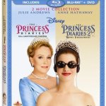 The Princess Diaries 2-Movie Collection Blu-ray + DVD Combo Pack Review and #Giveaway
