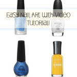 Easy Nail Designs, Even For Me!