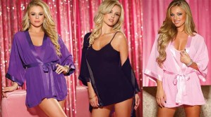 """Sheer Babydolls """"Stalking the Look Books – Visual Imagery with new age Lingerie"""""""