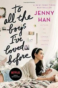 not so complicated, books for beginners. to all the boys i've loved before