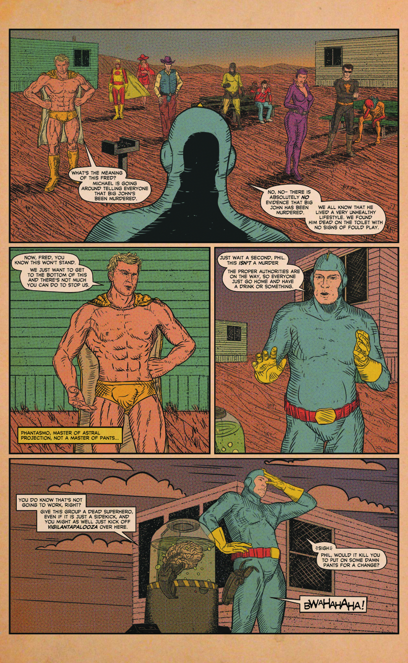 Issue #1 – Page 5