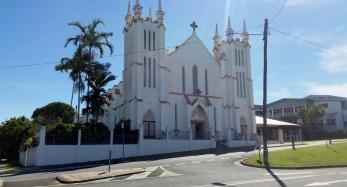 Innisfail-Art Deco church.