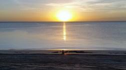 Sunset fishing!