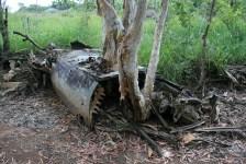 Plane Wreck - Horn Island