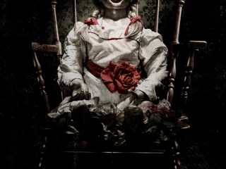 annabelle review and movie poste