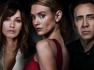 Gina Gershon, Nicki Whelan, and Nicolas Cage for the movie Inconceivable