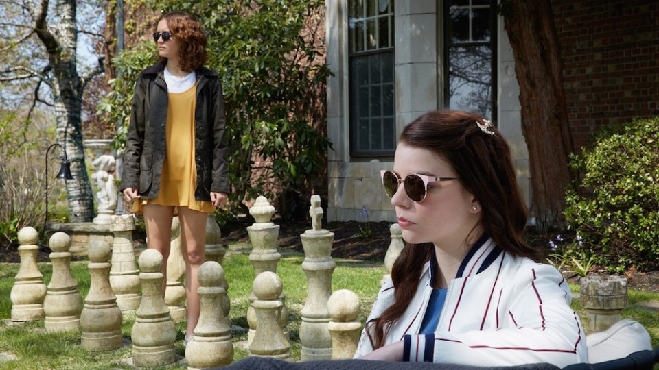 thoroughbreds with olivia cooke and anya taylor-joy
