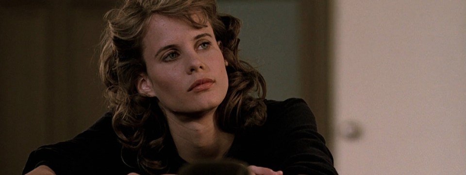 Lori Singer in Footloose as Ariel Moore