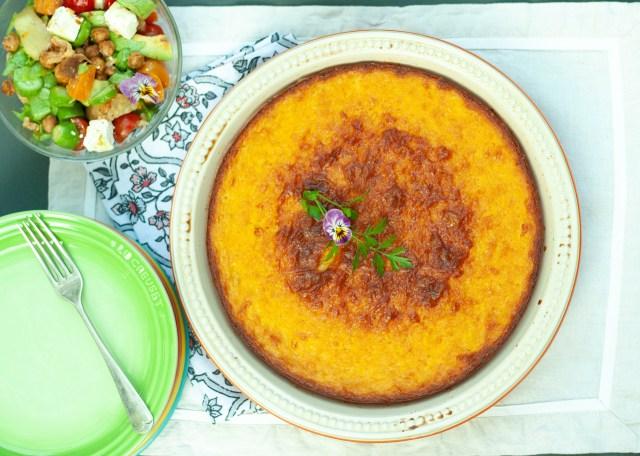 Mielietert (sweet corn bake)
