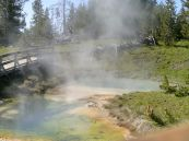 West Thumb Geyser Area