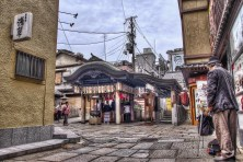 大阪 法善寺横町