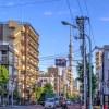 【HDR写真】泪橋交差点から見る東京スカイツリー×HDR×彩度高め