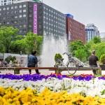 【HDR写真】札幌大通公園×単焦点レンズ×5枚撮影×HDR×ナチュラル仕上げ