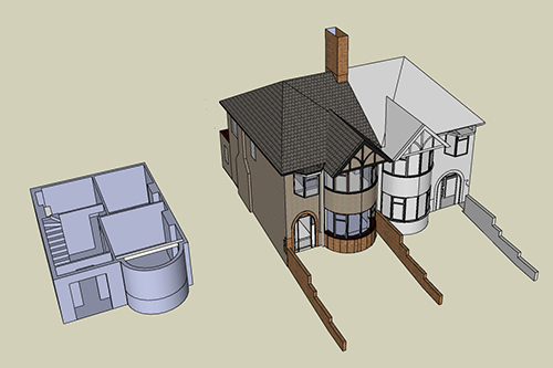 Domestic retrofit London