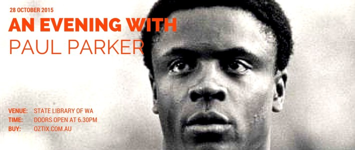 An evening with Paul Parker