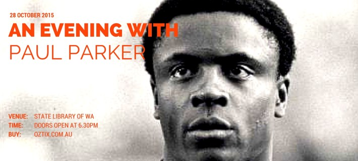 Evening with Paul Parker 1