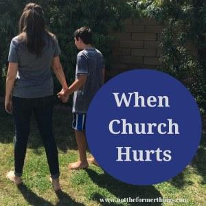 When ChurchHurts