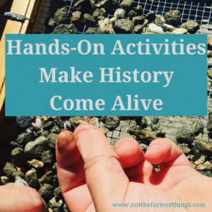 All American History provides wonderful hands-on activities for the entire family.