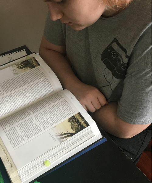 Homeschooling High School: When It's Time For More