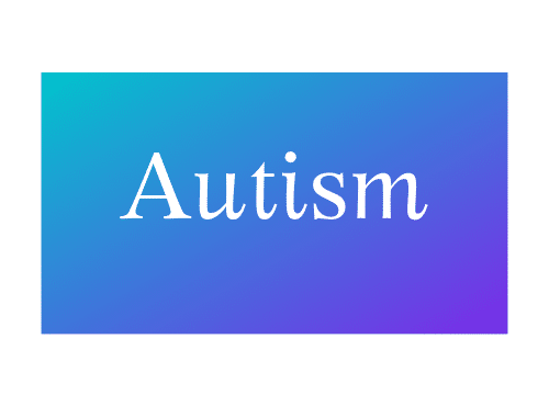 Not The Former Things Autism