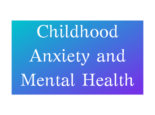 Anxiety and Not The Former Things