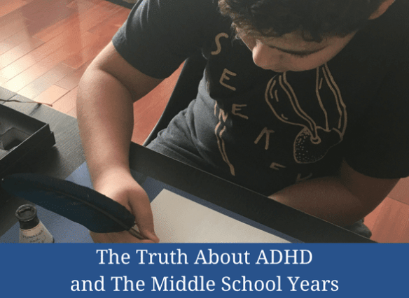 ADHD and Middle School