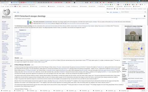 christchurch wikipedia article