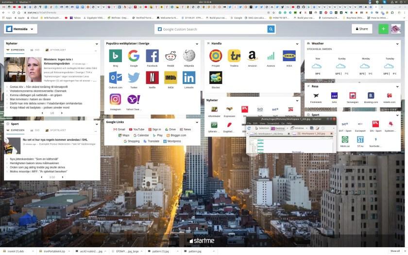 Chrome startpage.jpg