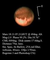 Mars 18.11.05 (by Bryan Lilley)