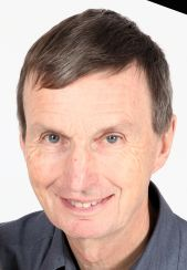 NAS Vice-President and Journal Editor - Roy Gretton