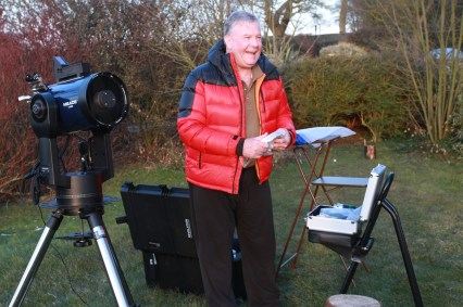 Fred and his Meade (LX90, 8 inch, F10)