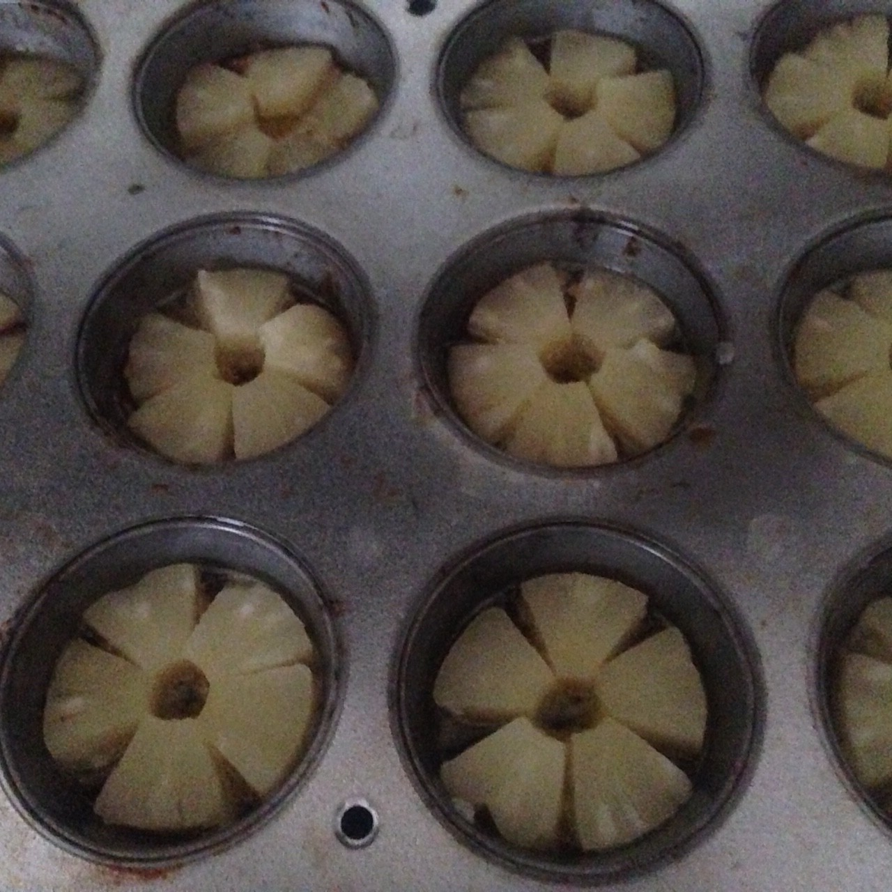 Pineapple Tidbits Or Chunks In Pinepple Upside Down Cake