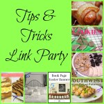 Tips & Tricks Link Party #58